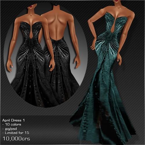 2013 APRIL DRESS # 1