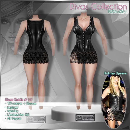 2015 Diva Outfit # 10