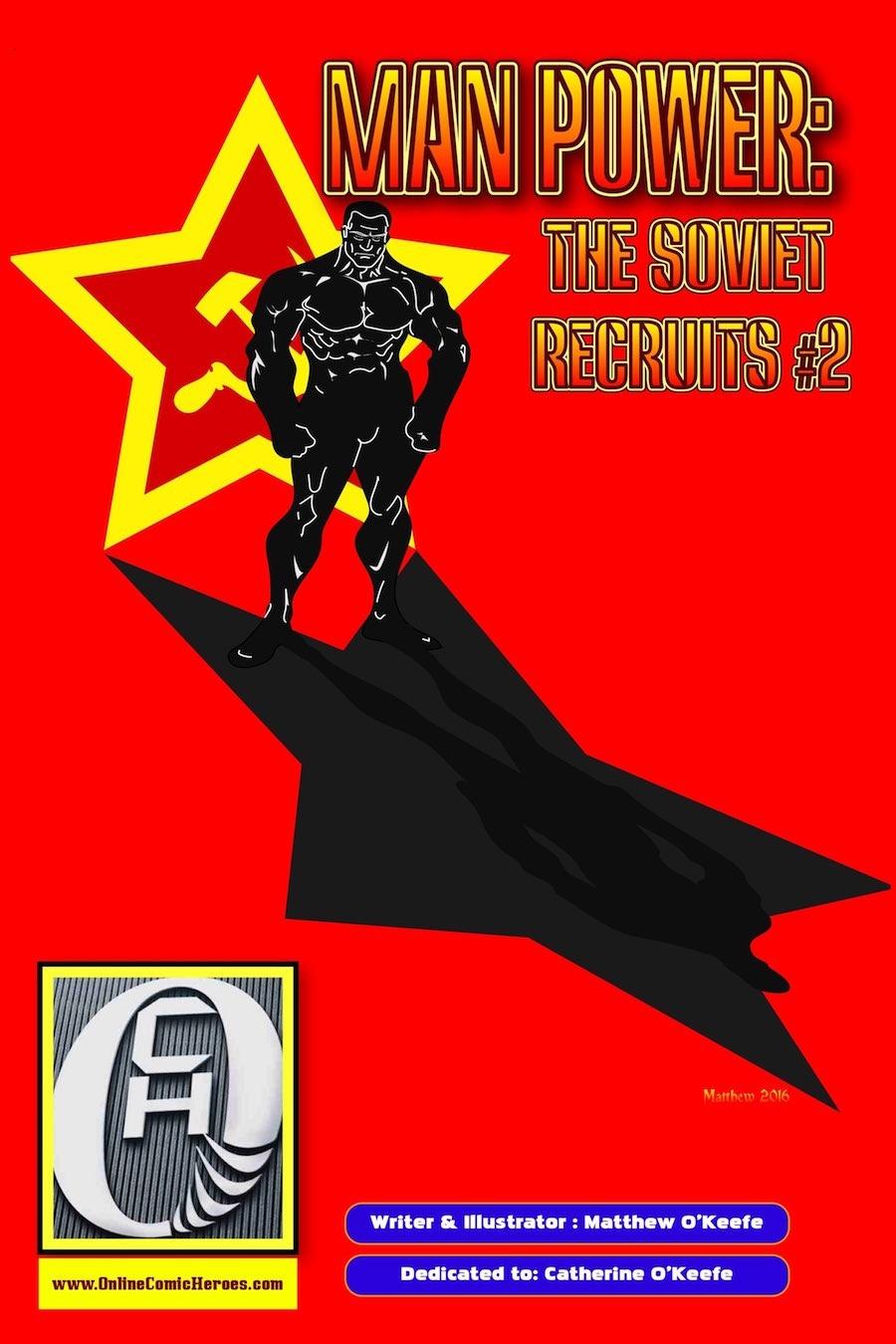Man Power: The Soviets Recruit #2