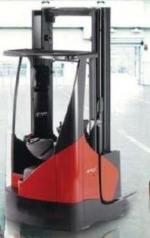 Linde Electric Forklift Truck 334-03: E10: SN after F2X334N Operating and Maintenance Instructions