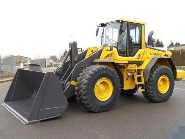 VOLVO L110F WHEEL LOADER SERVICE REPAIR MANUAL - DOWNLOAD