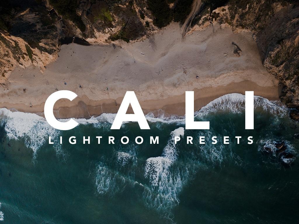 CALI LIGHTROOM PRESETS by CMG