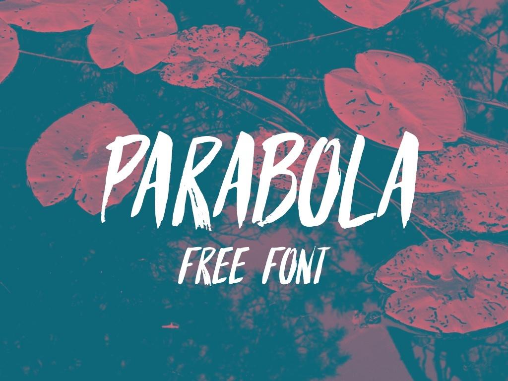 Parabola Font Download