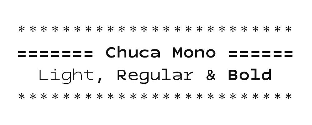 Chuca Mono