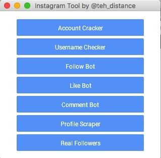 Ultimate Instagram Tool