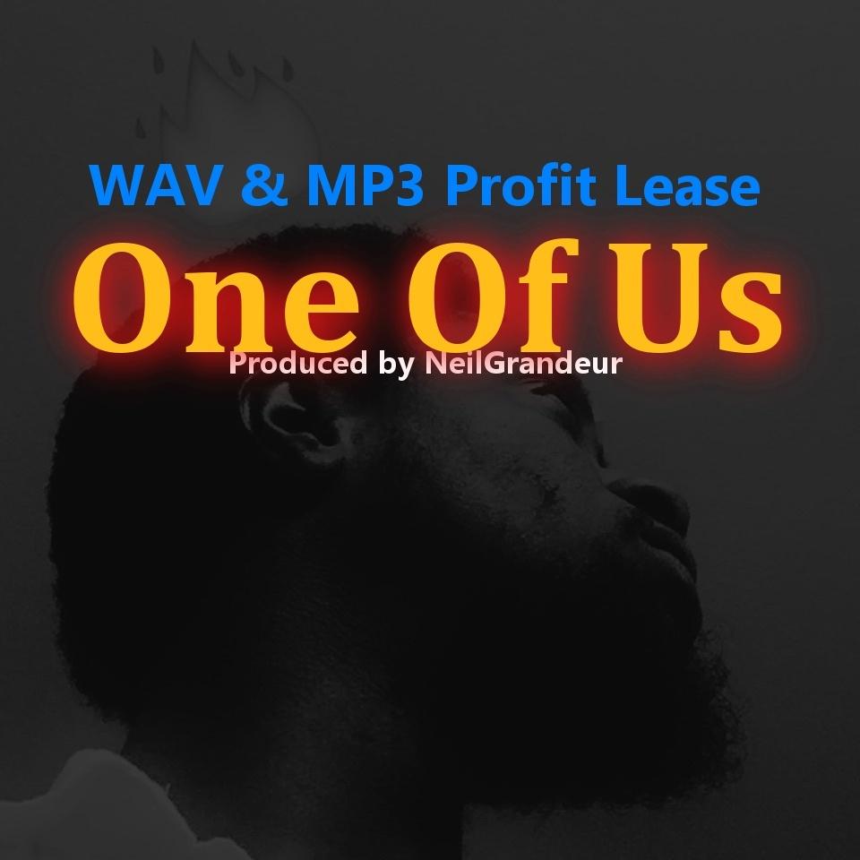 One Of Us [Produced by NeilGrandeur] - Wav Standard Lease