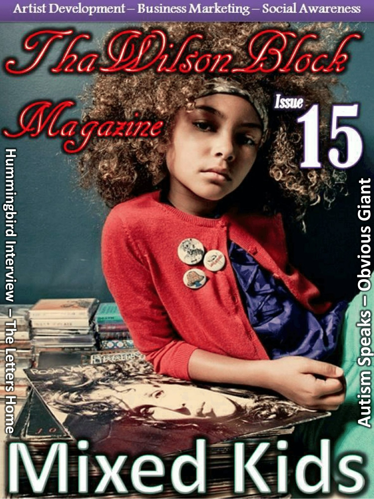 ThaWilsonBlock Magazine Issue15