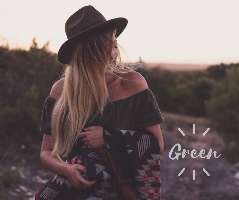 Green Lightroom Preset Pack