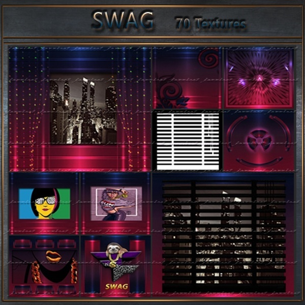 Swag 70 textures