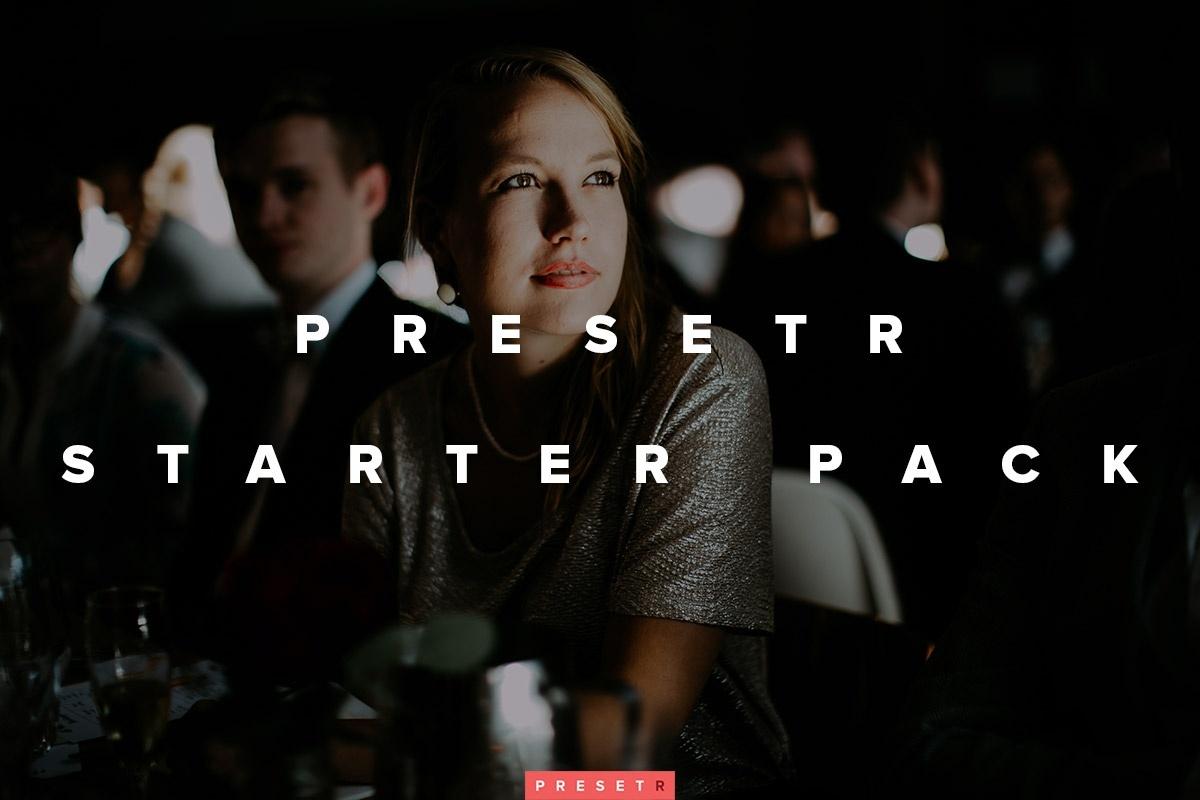 Presetr Starter Pack