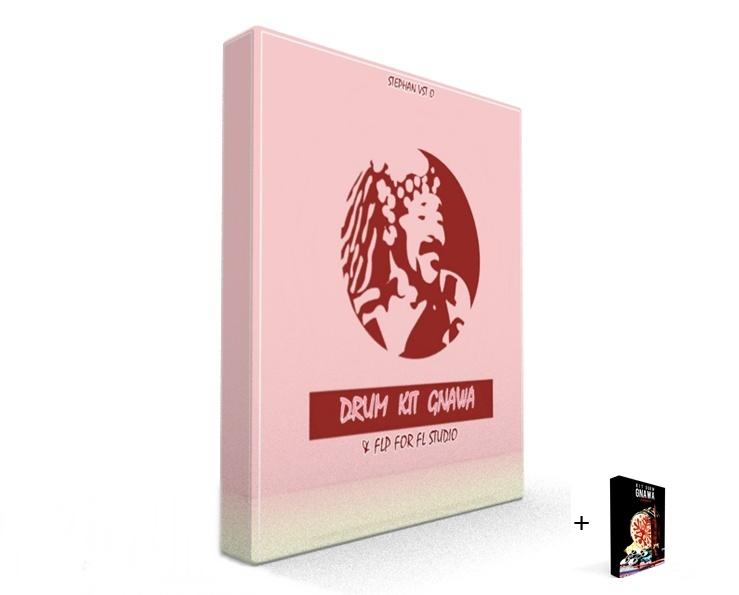 Kit Drum Gnawa & 20 Flp Of FL Studio 11 In [ One Pack ]