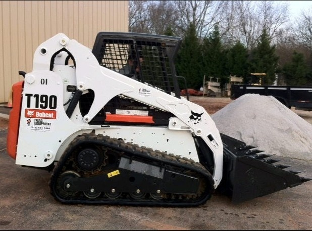 Bobcat T190 Turbo, T190 Turbo High Flow Compact Track Loader (G Series) Service Repair Manual