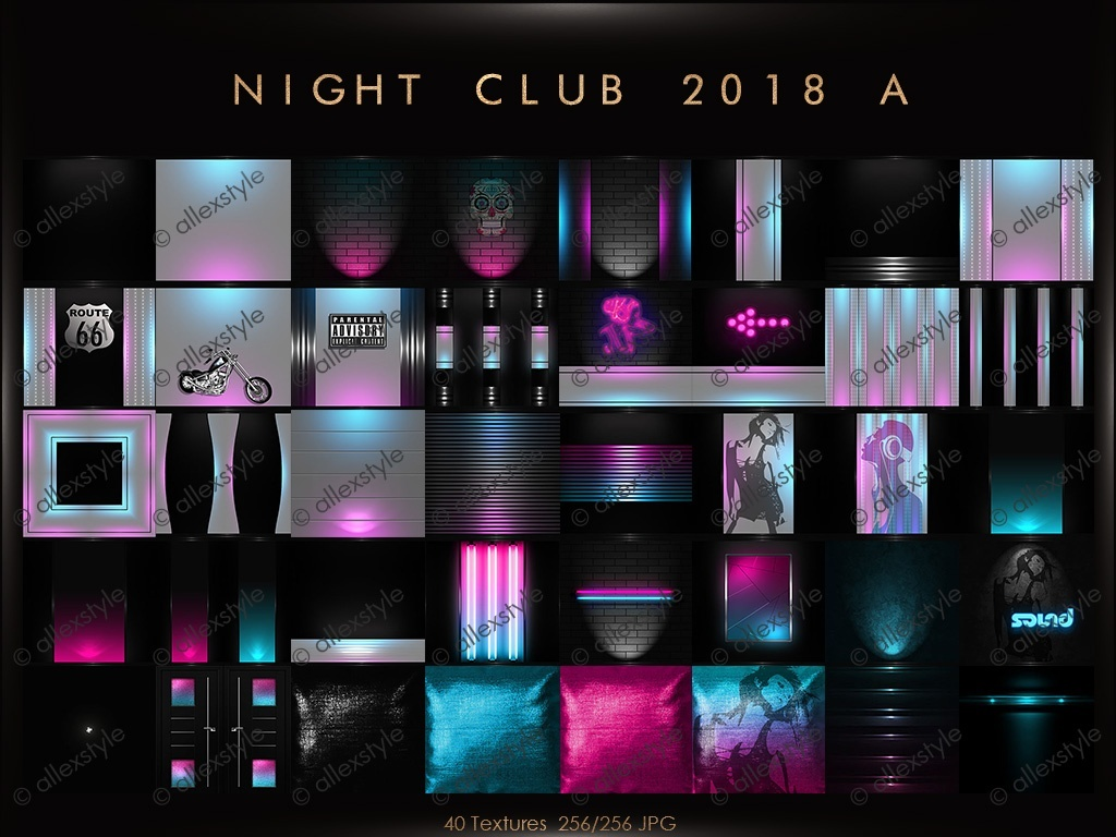 NIGHT CLUB 2018 A