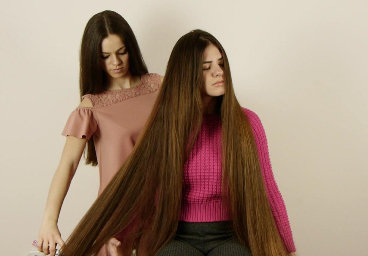 VIDEO - Sladjana pampering with Suzana