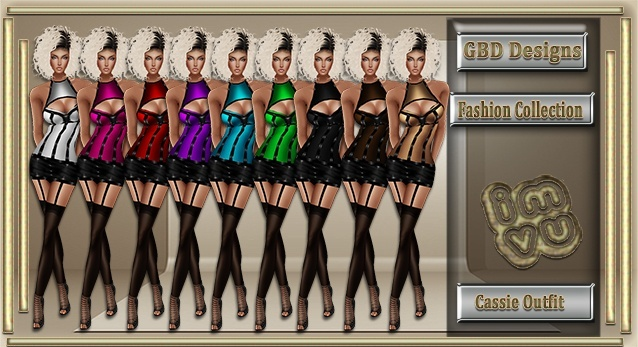 Cassie Outfit CATALOG ONLY!!