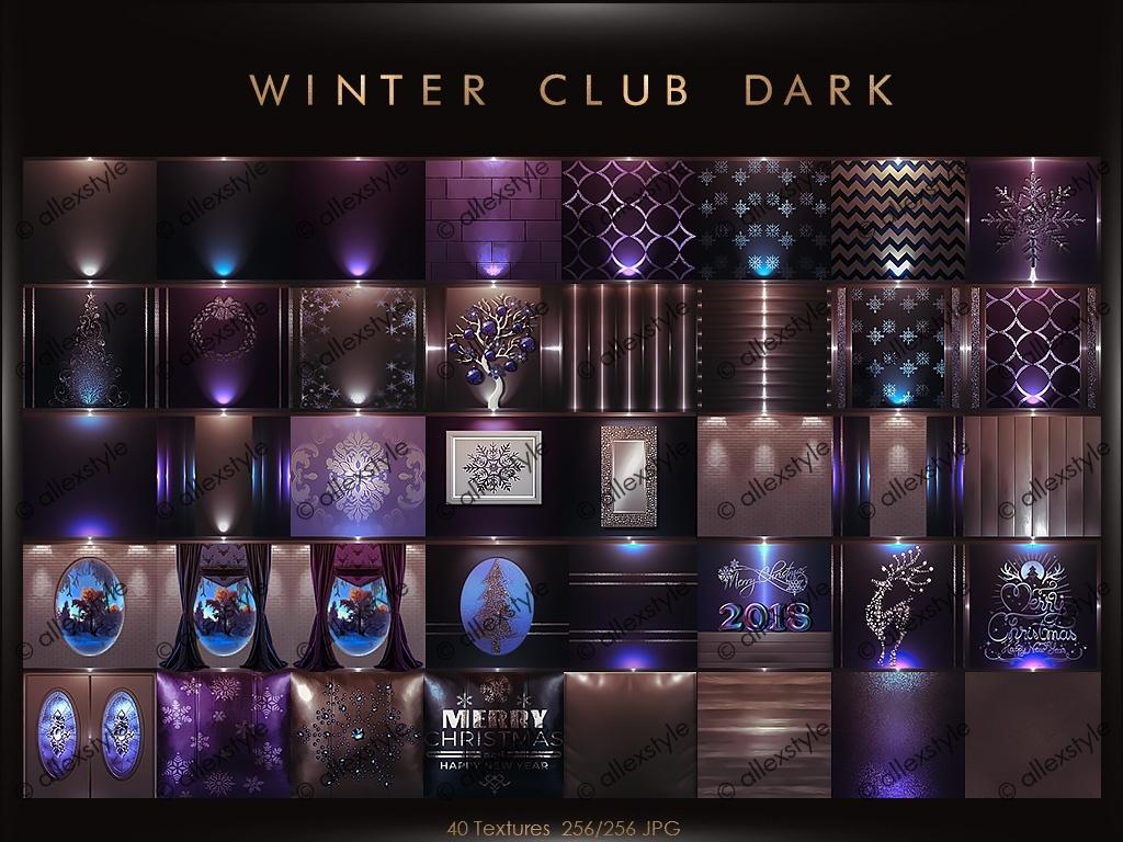 WINTER CLUB DARK