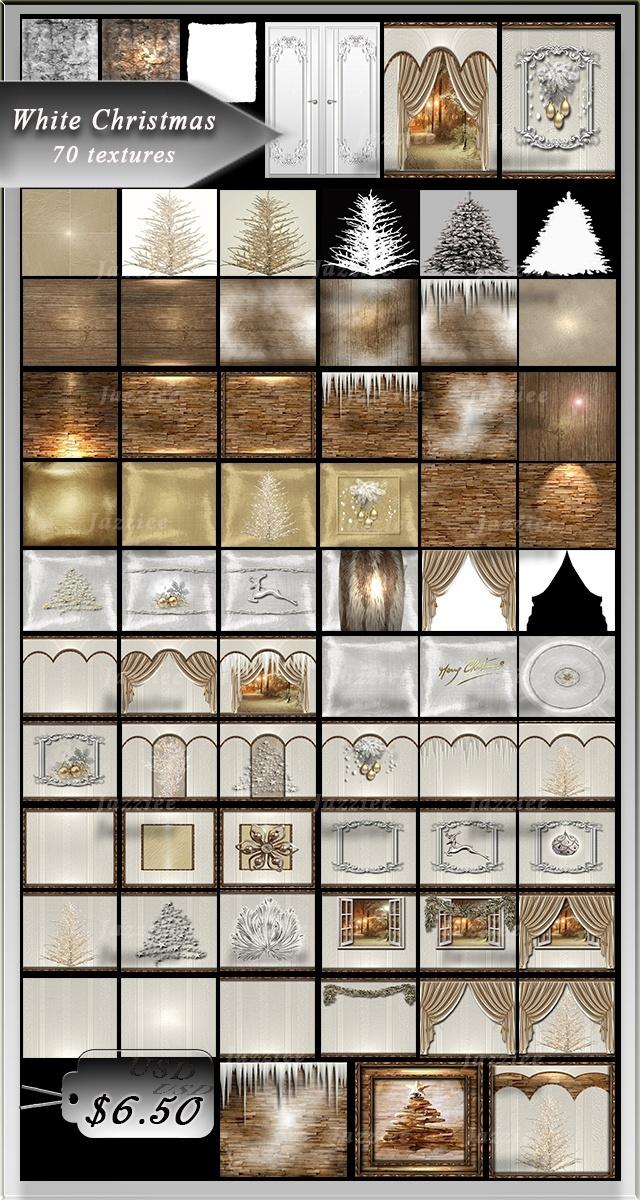 White Christmas-72 Textures