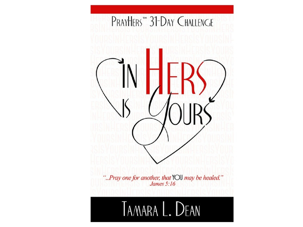In HERS is YOURS The PrayHers 31 Day Challenge