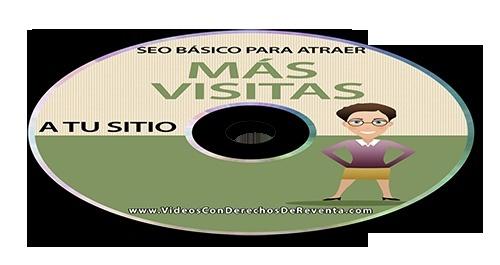 Videocurso SEO Básico Para Atraer Más Visitas a Tu Sitio