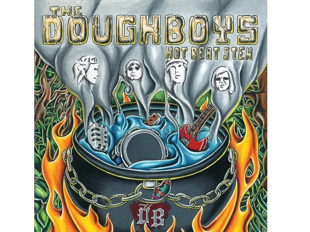 "The Doughboys  ""Hot Beat Stew"" Album"