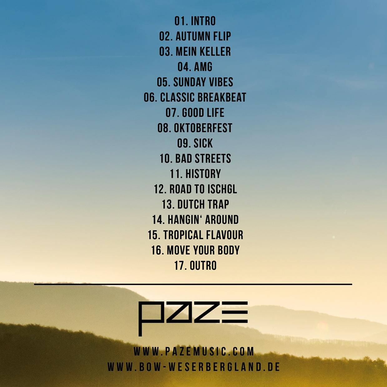 B.O.W. (Boyz of Weserbergland) – Official Soundtrack