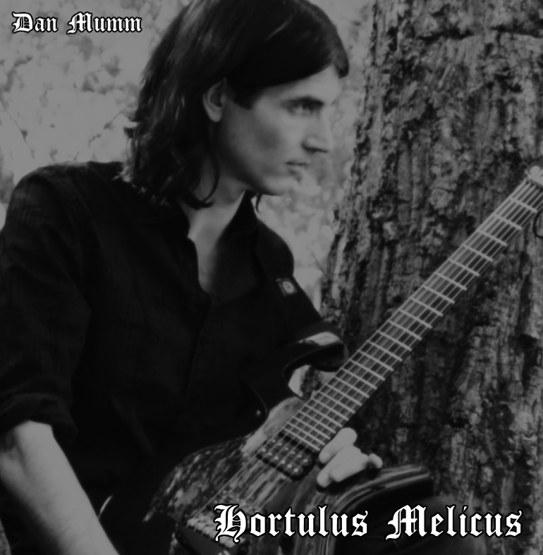 Hortulus Melicus - Complete Package - Full Album with Guitar Tabs and Backing Tracks