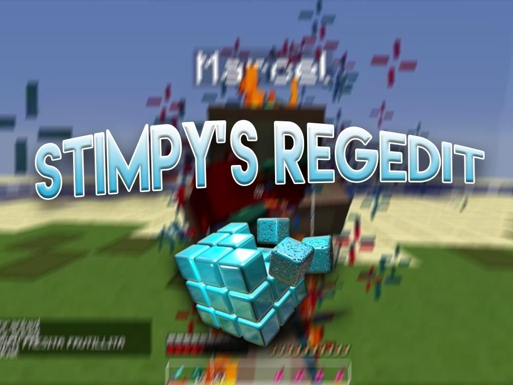 Stimpy's regedit ( recommended )