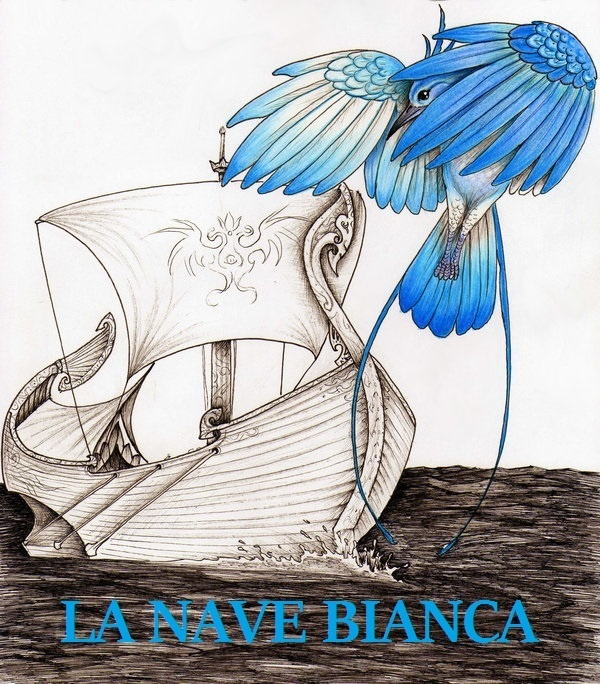 H.P. Lovecraft: La Nave Bianca