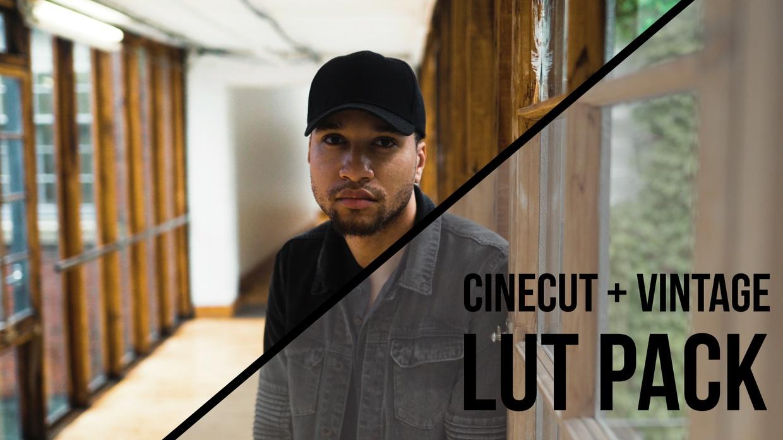 Tristan Barrocks - Digital Storytellers Cinematic LUTs