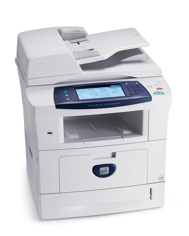 Xerox Phaser 3635MFP Laser Multi-Function Printer Service Repair Manual