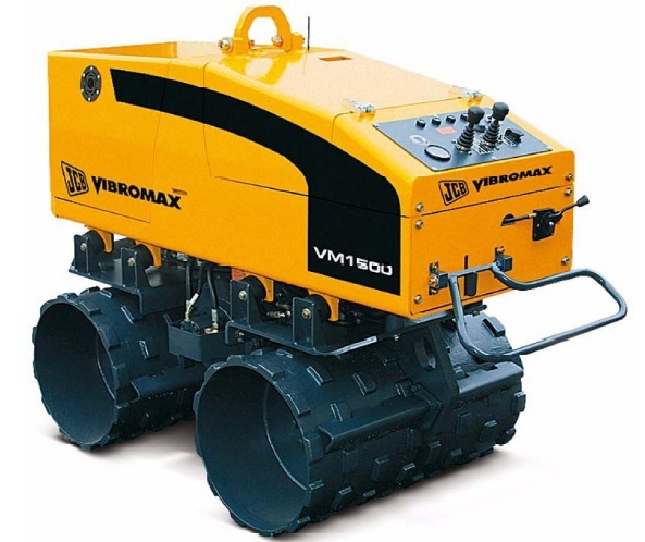 JCB Vibromax VM 1500 Trench Roller Service Repair Manual Download