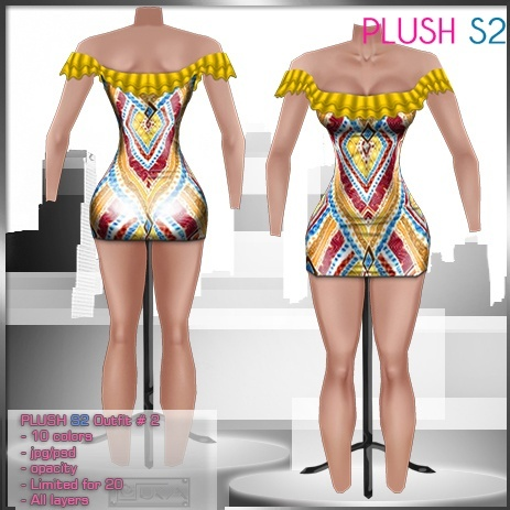 2014 Plush S2 Outfit # 2