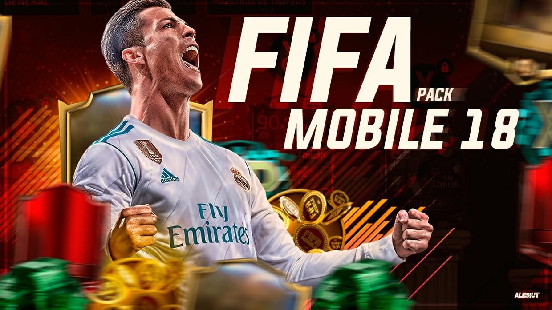 FIFA 18 MOBILE PACK   Versión PC