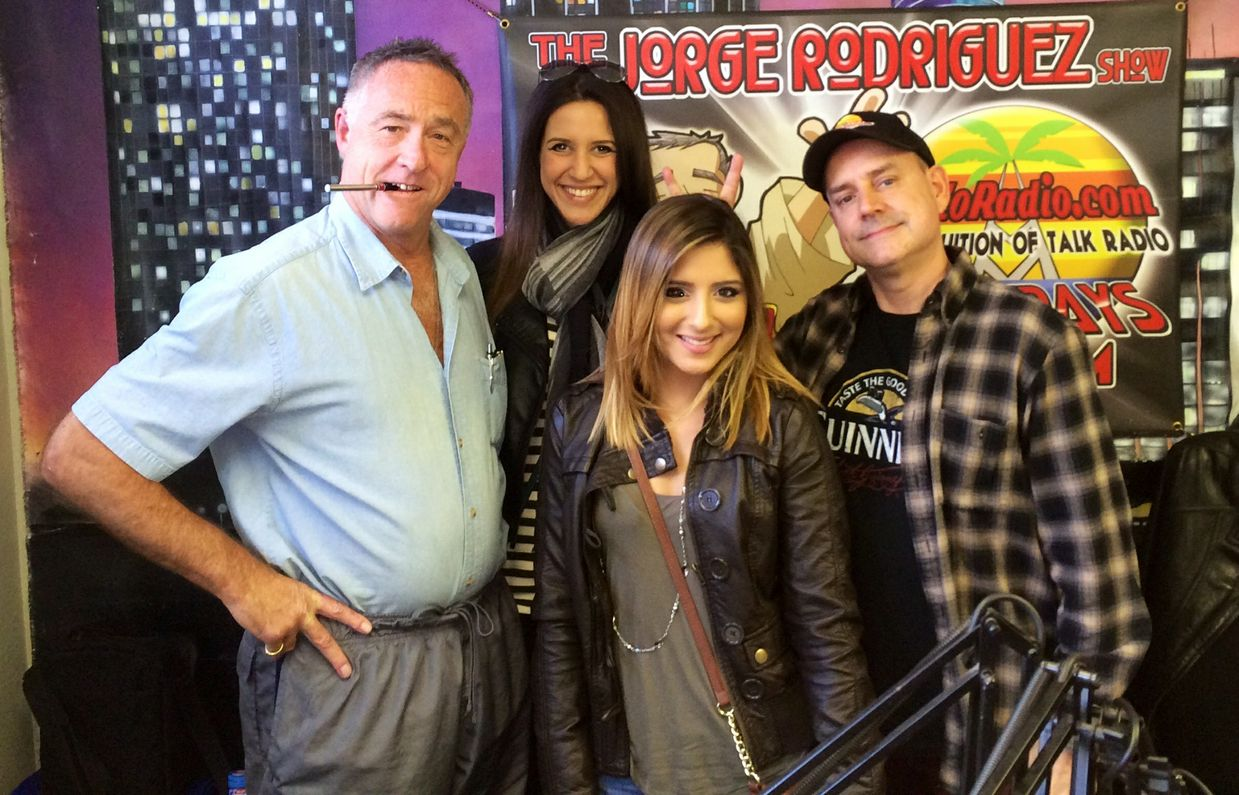The Jorge Rodriguez Show -  2015.02.20