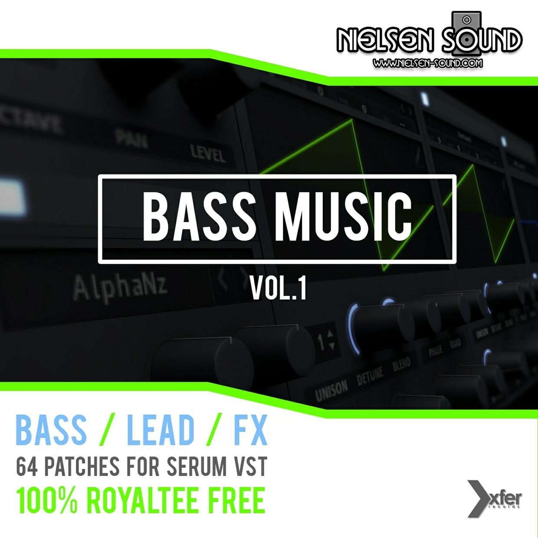 Bass Music for Serum vol.1