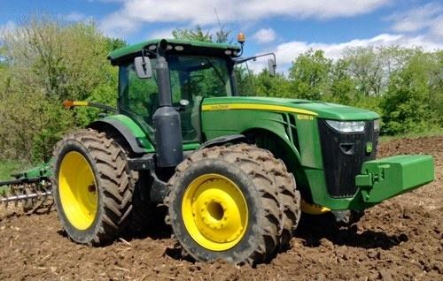 John Deere 8235R, 8260R, 8285R, 8310R, 8335R, 8360R Tractors Diagnosis and Tests Manual (TM110219)