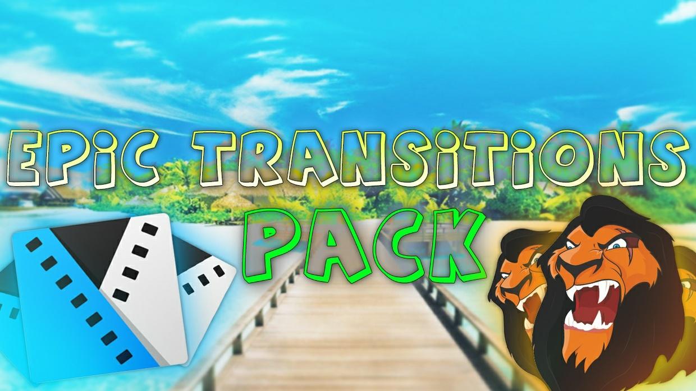 BubbleBALZ Transitions V2 Premium Pack for Sony Vegas (2018 Pack)