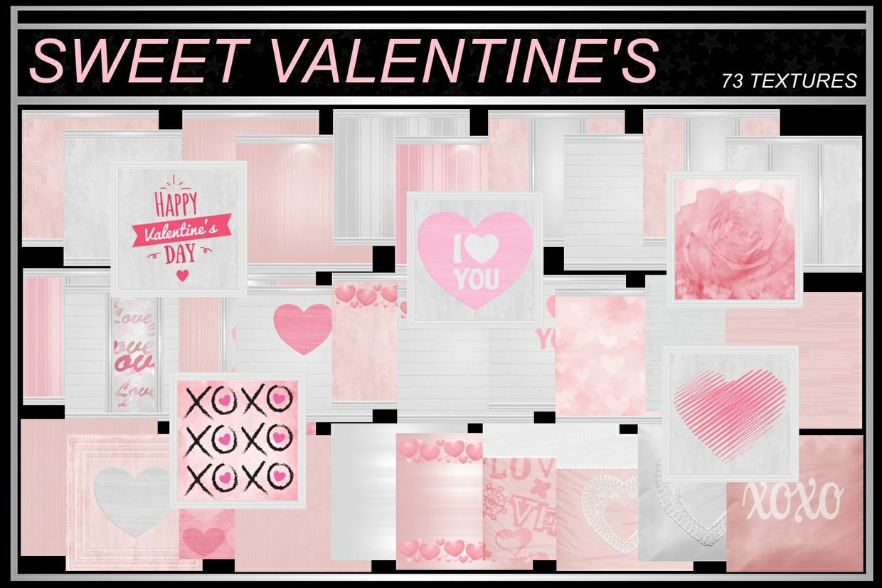 VALENTINES SELECTION PACK 2