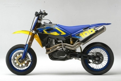 2003 HUSQVARNA SMR630 MOTORCYCLE SERVICE REPAIR MANUAL