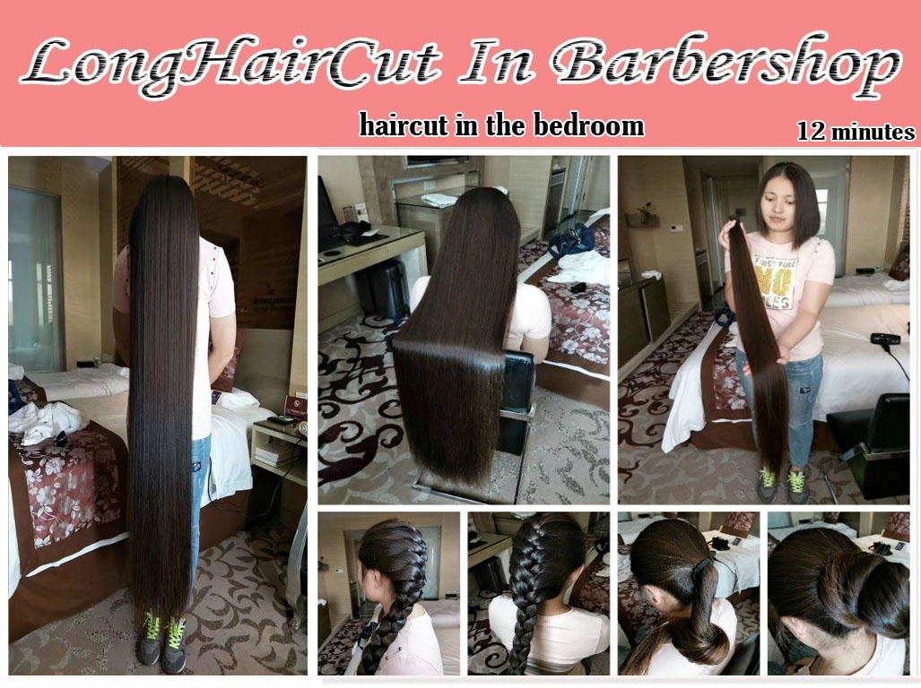 haircut in the bedroom