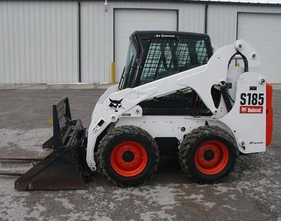 Bobcat S185 Skid - Steer Loader Service Repair Manual DOWNLOAD (S/N 530360001 & Above... )