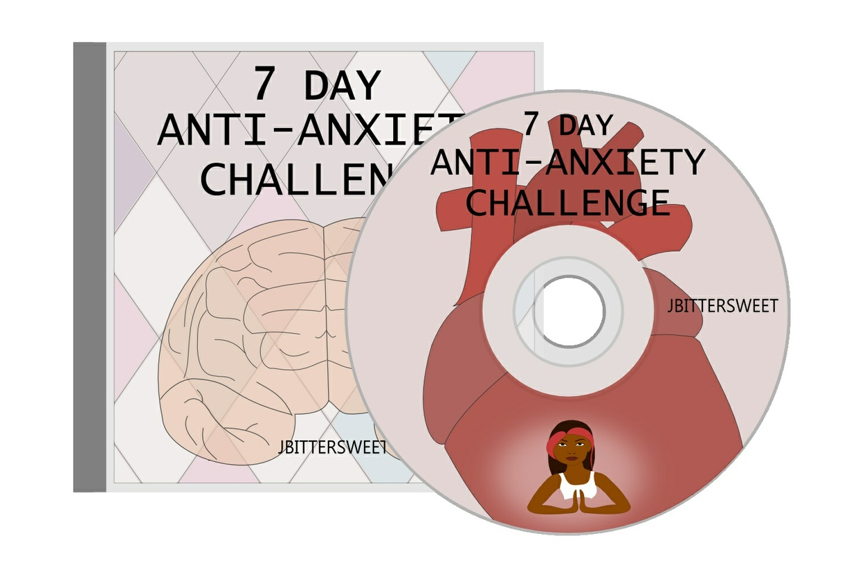 7 Day Anti-Anxiety Challenge
