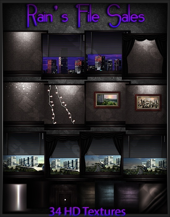 City Views  IMVU ROOM TEXTURES