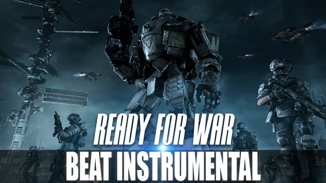 ''Ready For War''