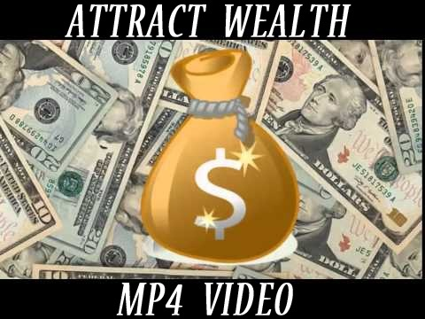 Wealth Subliminal MP4 Video