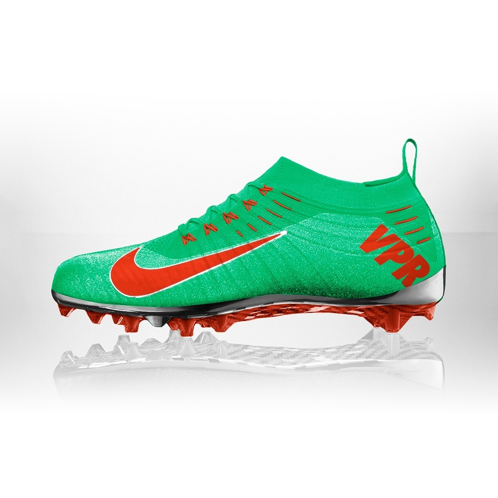 Football cleats template
