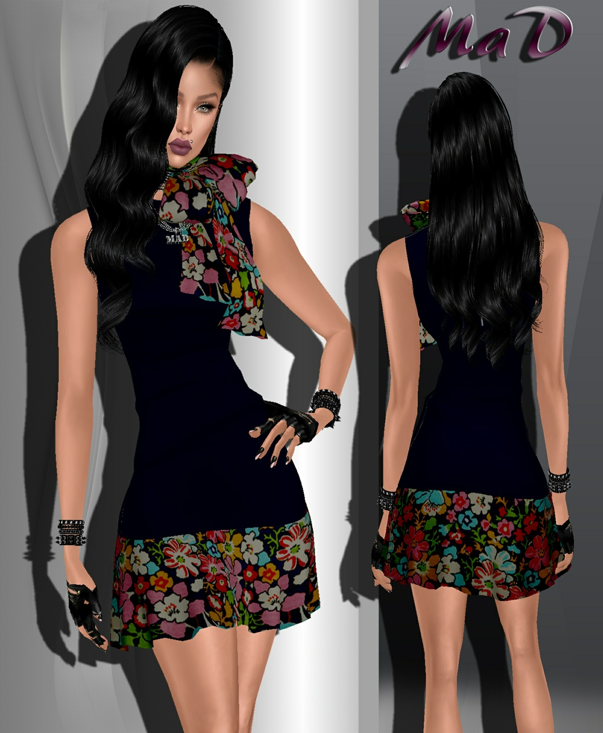 MaD  OFFER  Sweet Dress RESELL RIGHTS