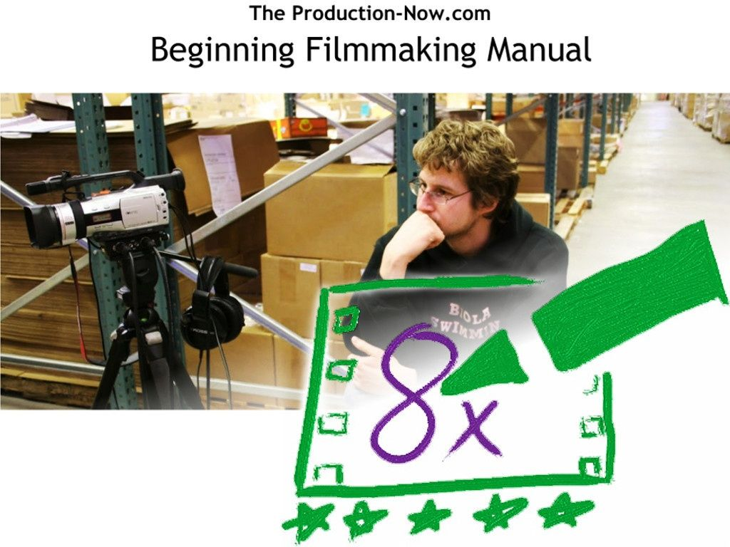 Beginning Filmmaking Course