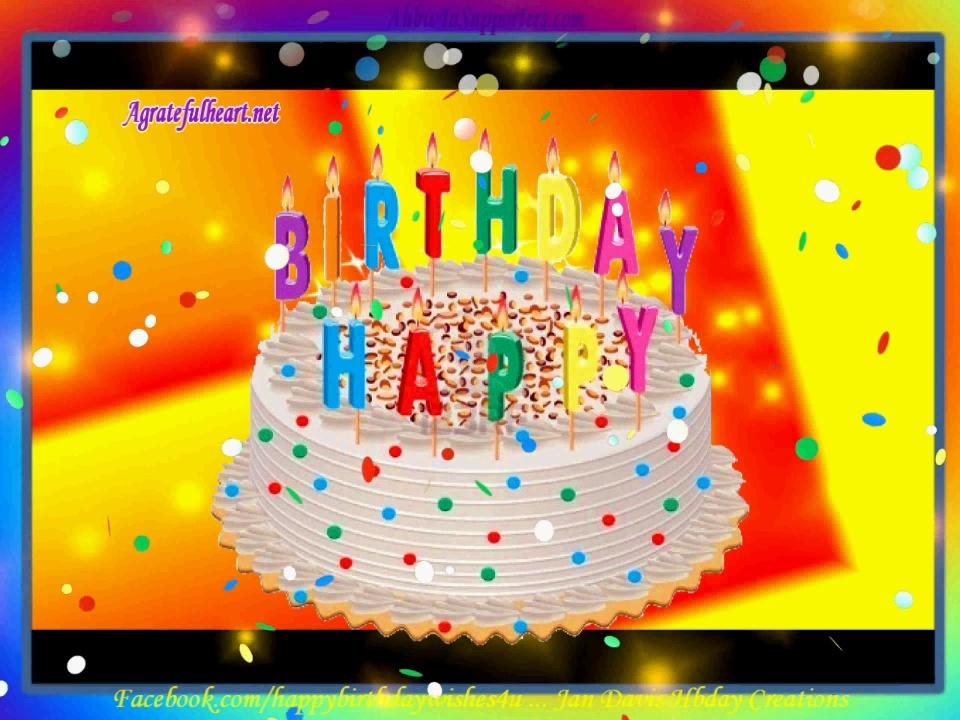 Happy Birthday Gif #17
