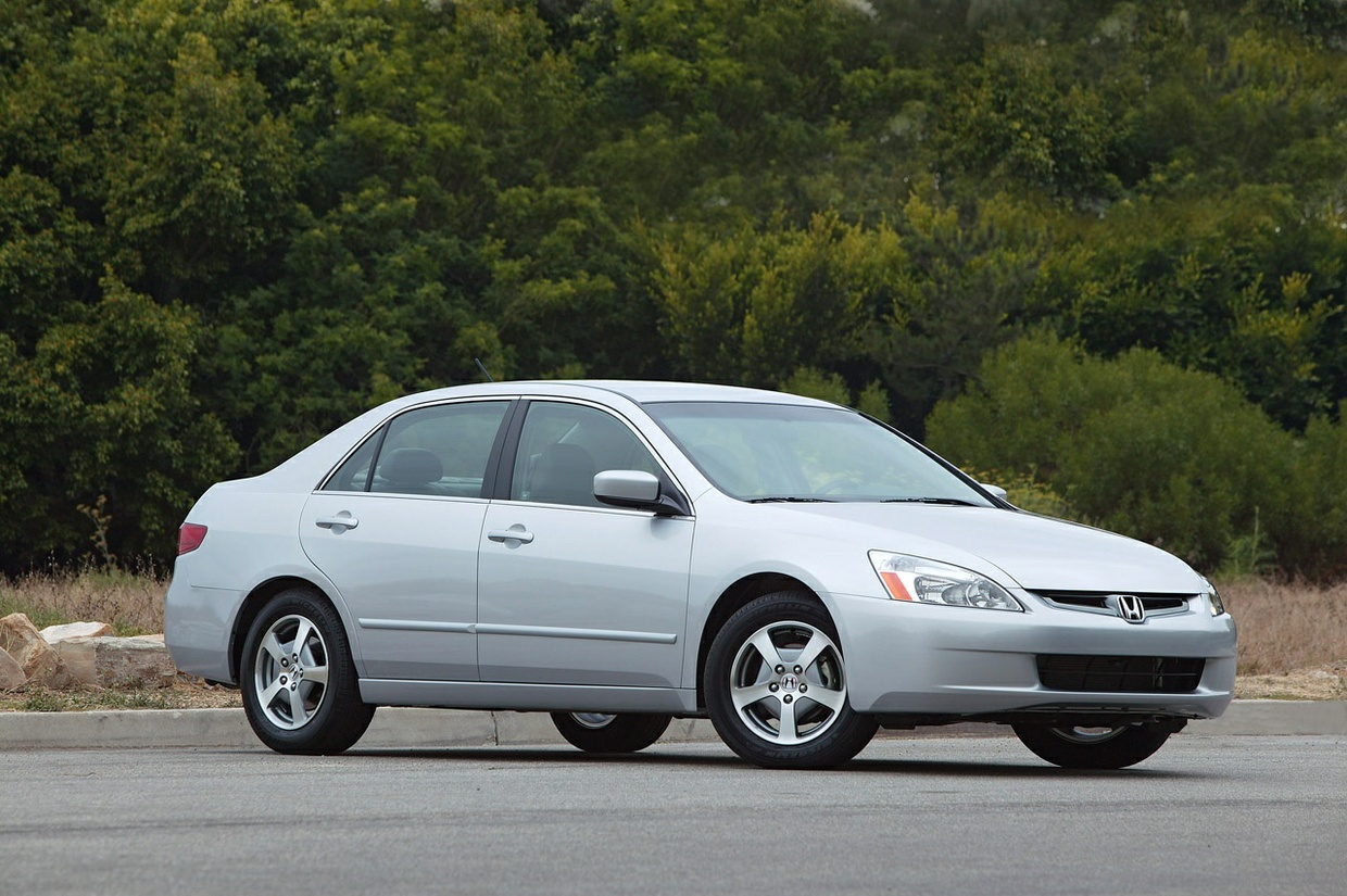 2005 Honda Accord Hybrid OEM Factory Repair and Service Manual (Free PDF)